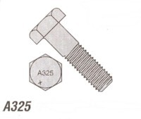 A325 STRUCTURAL BOLTS