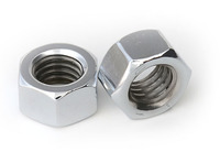 HEAVY HEX NUTS LOW CARBON